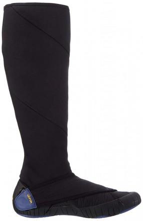Vibram Furoshiki Neoprene Boot High.  Цвет: Черный/Синий. Размеры: XS (36-37). Киев, Киевская область. фото 3