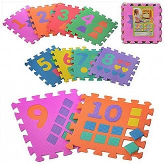 Розвивальні іграшки Коврики пазли. Коломыя. фото 1