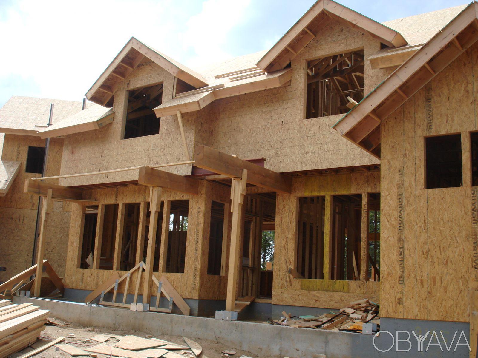 Построить дом из осб панелей своими руками