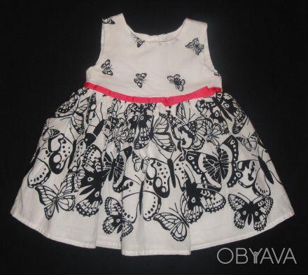 Платье M&Co нарядное, пышное, эффектное. Лиф двойной, юбка на подъюбнике. Состоя. Суми, Сумська область. фото 1