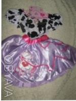 Нарядное,веселое платье с апликацией мой пудель.В платье скомбинированы:шелк,три. Одесса, Одесская область. фото 2
