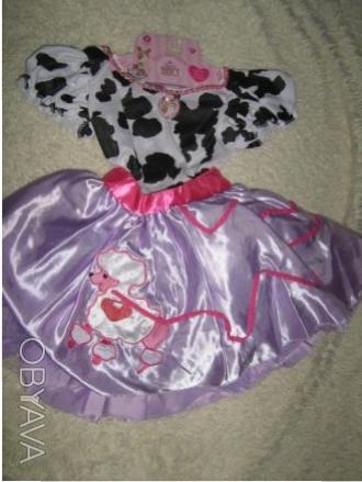 Нарядное,веселое платье с апликацией мой пудель.В платье скомбинированы:шелк,три. Одесса, Одесская область. фото 1