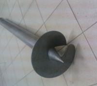 Винтовые сваи многовитковые. диаметр 89мм, длина 3м, круглый фланец. Сумы. фото 1
