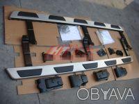 Боковые пороги оригинальный дизайн Audi Q7. Одесса, Одесская область. фото 3