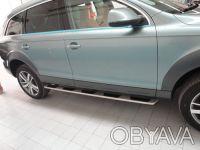 Боковые пороги оригинальный дизайн Audi Q7. Одесса, Одесская область. фото 4