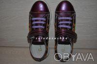 Красивые туфельки-кроссовки с вышивкой  для маленькой модницы - НОВЫЕ -   - ве. Чернигов, Черниговская область. фото 8