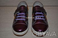Красивые туфельки-кроссовки с вышивкой  для маленькой модницы - НОВЫЕ -   - ве. Чернигов, Черниговская область. фото 6