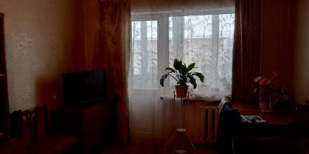 Продам 1-ком квартиру на Кирова,на среднем этаже, не угловая, тёплая, балкон зас. Кировский, Днепр, Днепропетровская область. фото 3