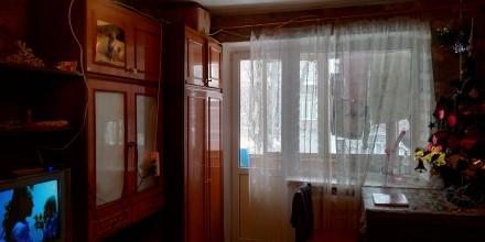 Продам 1-ком квартиру на Кирова,на среднем этаже, не угловая, тёплая, балкон зас. Кировский, Днепр, Днепропетровская область. фото 2