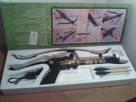 Арбалет MAN KUNG MK-80A (Металлический). Балаклея. фото 1