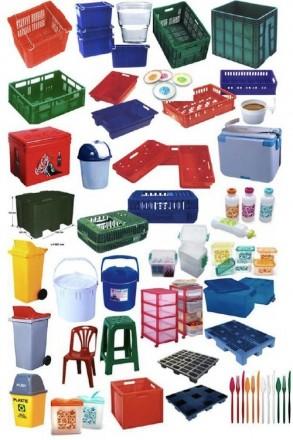 Купим лом пластмасс ПС, ПП, ПНД, УПМ, стрейч, флакон и канистру. Кривой Рог. фото 1