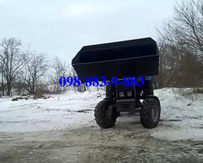 Навантажувач фронтальний КУН на МТЗ. Хмельницкий. фото 1