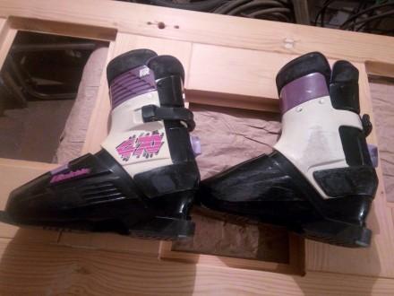 Горнолыжные ботинки, ботинки для лыж. Чернигов. фото 1
