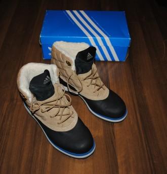 Adidas boot ботинки адидас зима с мехом. Полтава. фото 1
