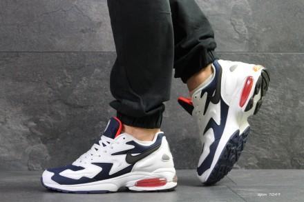 fb273d1aa989 Мужские кроссовки Nike Air Max 2 Light   чоловічі кросівки Найк Аир Макс