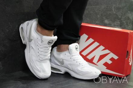 019388e7 Мужские кроссовки Nike Air Max 2 Light / чоловічі кросівки Найк Аир Макс