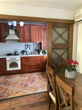 Стильная 3-х комнатная квартира площадью 60 м2,в тёплом кирпичном доме уже ждёт . Остров, Херсон, Херсонская область. фото 5