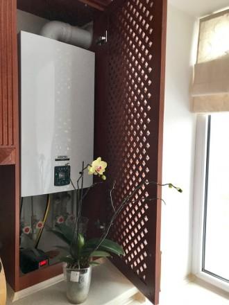 Стильная 3-х комнатная квартира площадью 60 м2,в тёплом кирпичном доме уже ждёт . Остров, Херсон, Херсонская область. фото 9