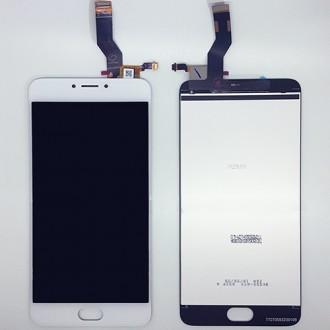 Экран Meizu M3 Note (L681H) (модульный дисплей сенсор тачскрин стекло). Киев. фото 1