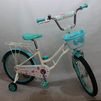 Кросер Русалка 14,16 велосипед детский Crosser Mermaid. Хмельницкий. фото 1