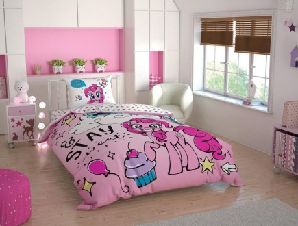 Детское постельное белье TAC My little pony sweet. Львов. фото 1