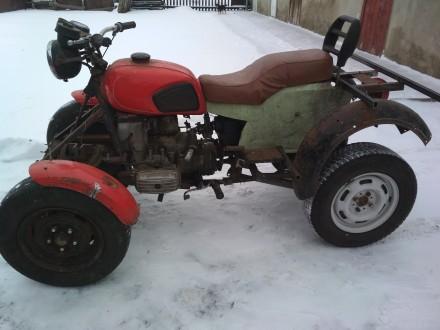 Продам квадроцикл саморобний. Киев. фото 1
