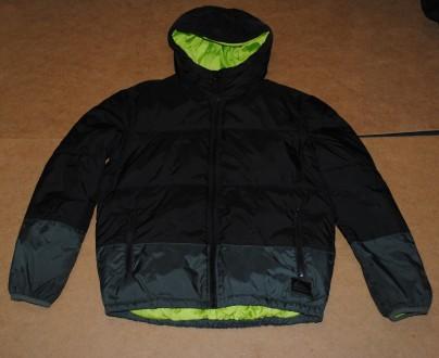 Quiksilver пуховик женский куртка зима. Полтава. фото 1
