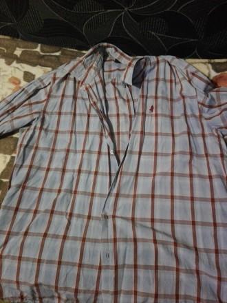 Мужские сорочки большого размера. Алешки (Цюрупинск). фото 1