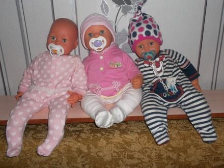Продаются куклы 48 см.. Кривой Рог. фото 1