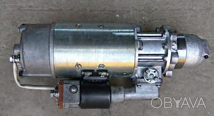 Стартер СТ-25 применяется в двигателях: ЯМЗ-236, ЯМЗ-238, ЯМЗ-240 и их модификац. Мелитополь, Запорожская область. фото 1