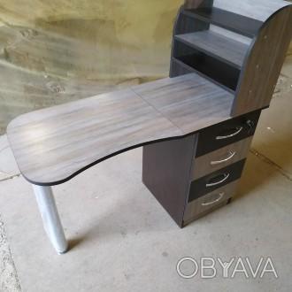 Маникюрные столы,этажерки,полки для гель лаков,столы для визажистов. Весь катало. Херсон, Херсонская область. фото 1