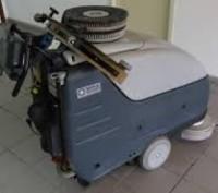 Поломоечная машина аккумуляторная  Nilfisk BA650 б/у. Киев. фото 1