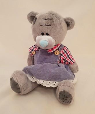 Мягкая игрушка Мишка Тедди - девочка и мальчик. Монастырище. фото 1