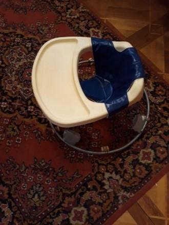 Столик для кормления стульчик для кормления ходунки. Терновка. фото 1