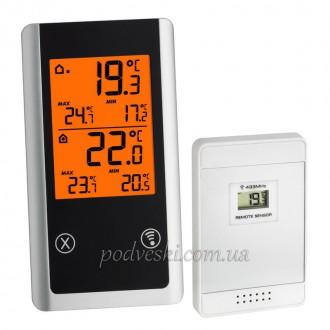 Термометр комнатный, метеостанция для дома, термогигрометр купить Украина. Киев. фото 1