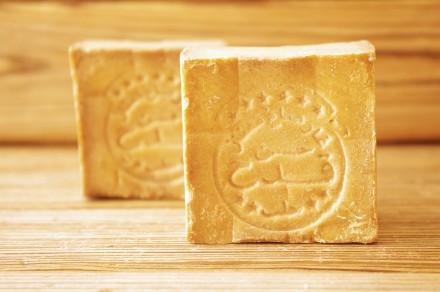 Алеппское лавровое мыло (5% лавра) Kadah 200г. Киев. фото 1
