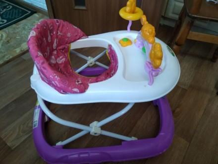 Продам детские ходунки. Никополь. фото 1