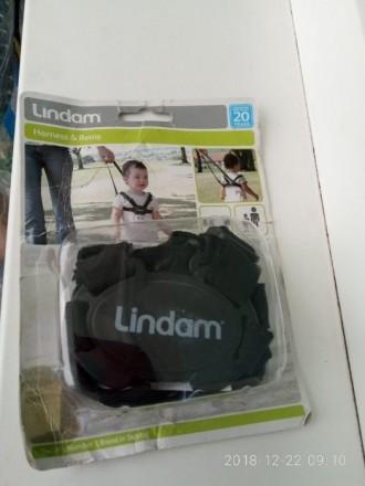 Вожжи детские,поводок Lindam. Каменское. фото 1
