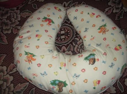 Продам подушку для кормления. Кривой Рог. фото 1