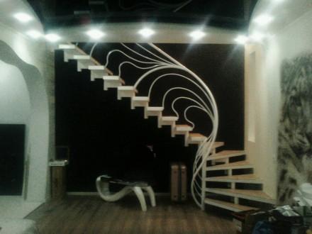 лестницs из металла. Одесса. фото 1