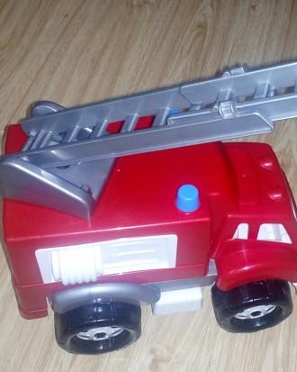 Пожарная машина. Веселиново. фото 1