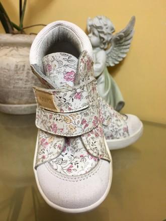 Демисезонные ботинки Kavat р 23.. Одесса. фото 1
