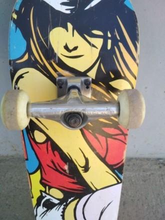 Скейт. Энергодар. фото 1