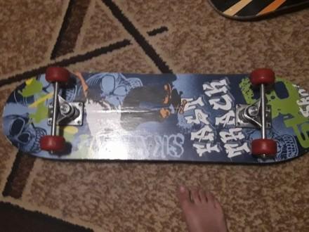 Скейт. Дунаевцы. фото 1
