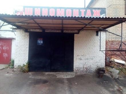 Гараж-мастерская в районе