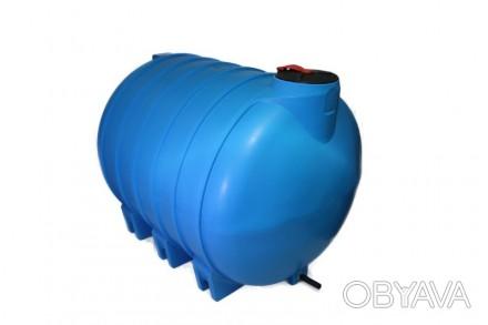 Полиэтиленовая емкость для транспортировки объемом 5000 л. Внутри емкости для по. Днепр, Днепропетровская область. фото 1