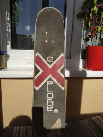 Продам скейт. Лисичанск. фото 1