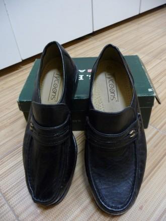 Фирменные, мужские туфли 42. Италия.. Киев. фото 1