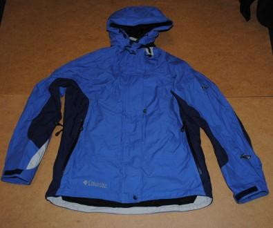 Columbia omni tech titanium jacket женская горнолыжная куртка коламбия. Полтава. фото 1