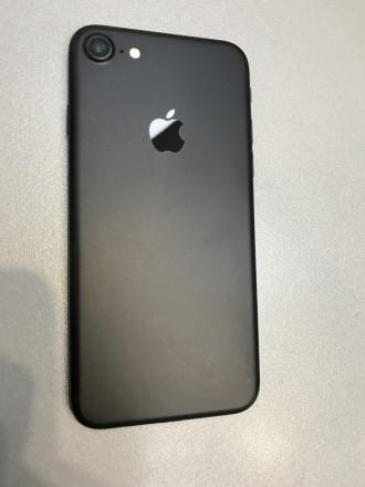 ПродаєтьсяiPhone 7 128Gb Black. Ивано-Франковск. фото 1